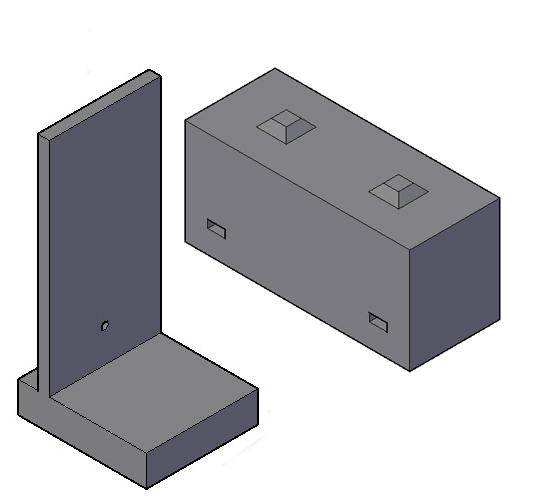 Fabricante de muros prefabricados de hormigón armado