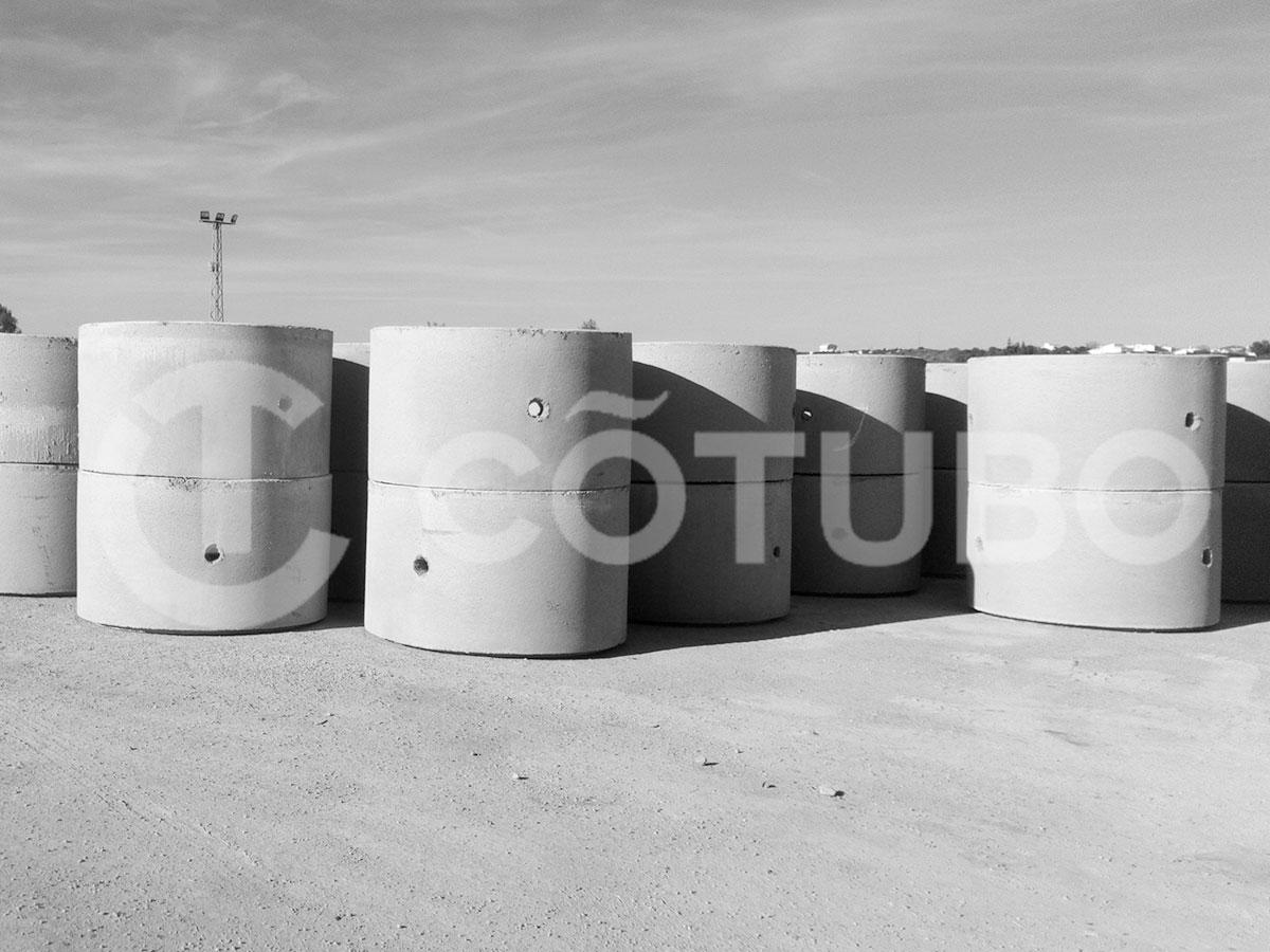 Fabricante de anillos de hormigón prefabricados