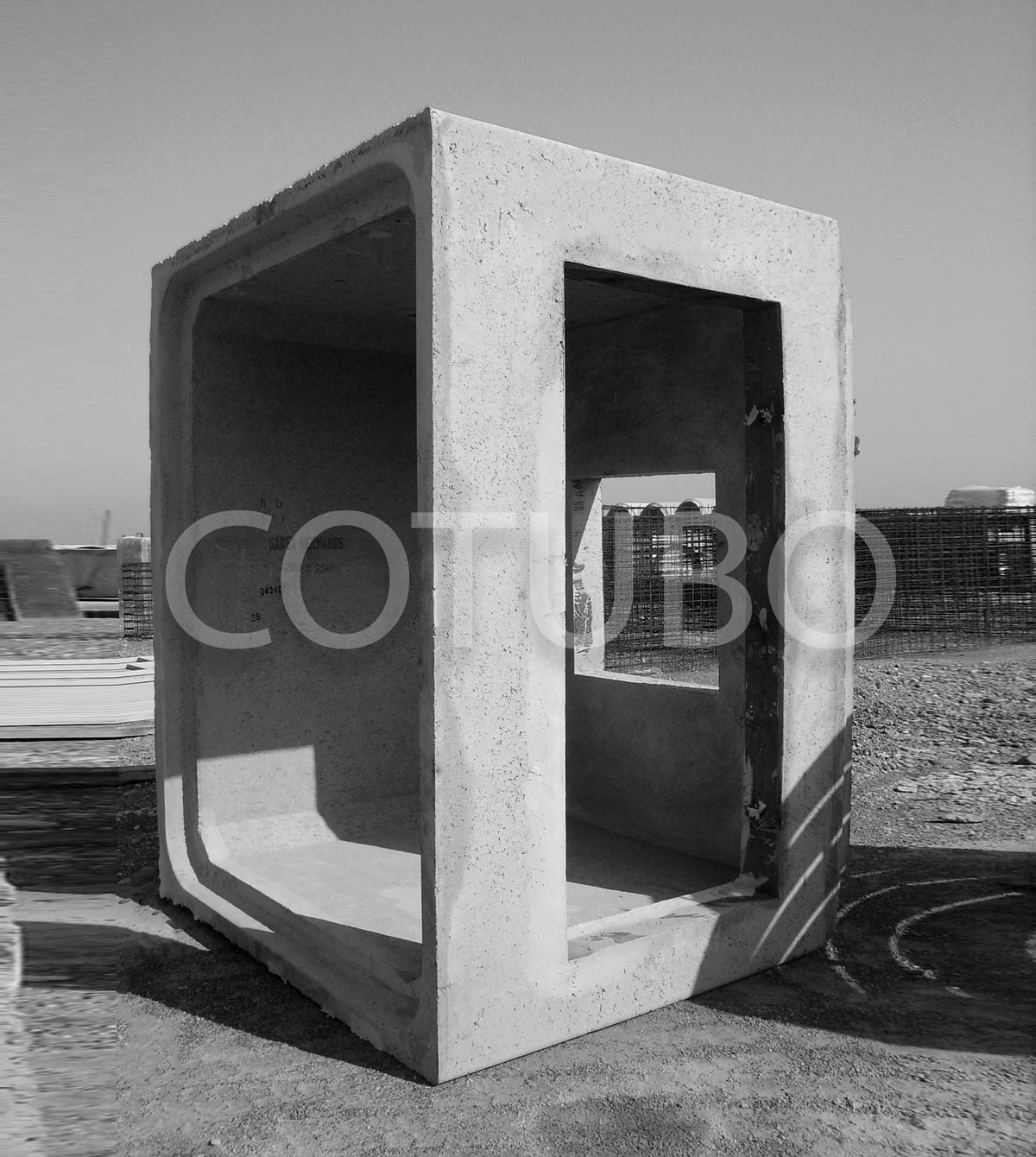 Fabricantes de búnkers prefabricados de hormigón