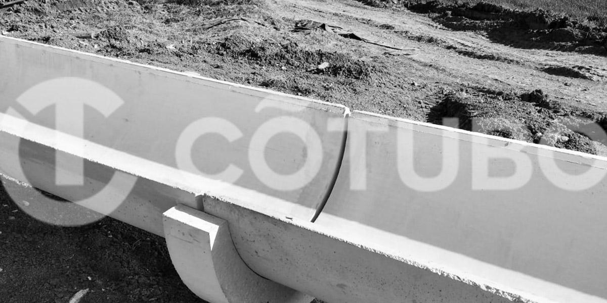 Fabricantes de canaletas de hormigón armado prefabricado