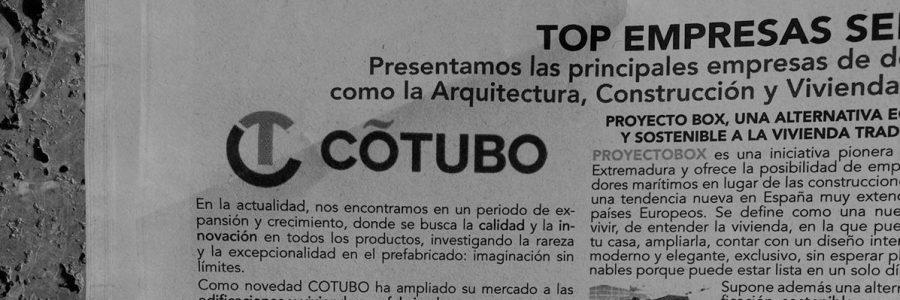 Top empresas de viviendas prefabricadas: Cotubo en ABC.