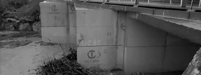 Los prefabricados de hormigón de COTUBO evitan inundaciones en Alhaurín de la Torre.